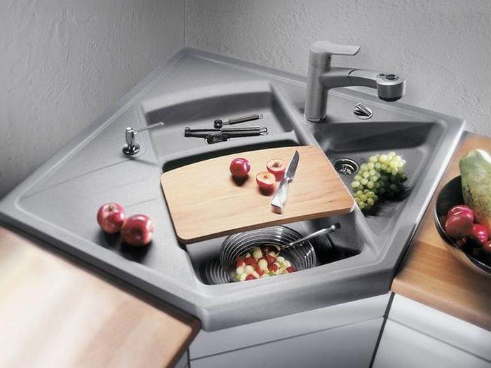 Аксессуары к кухонным мойкам