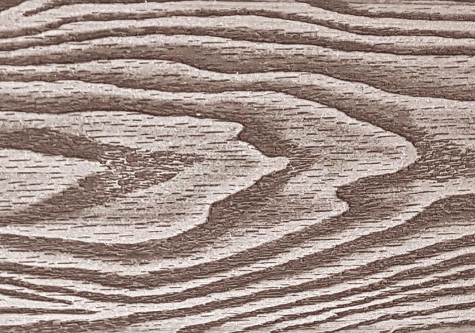 Заборная доска 3D Венге Соренто