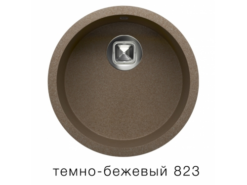 Мойка Tolero-R-104-823, цвет – темно-бежевый