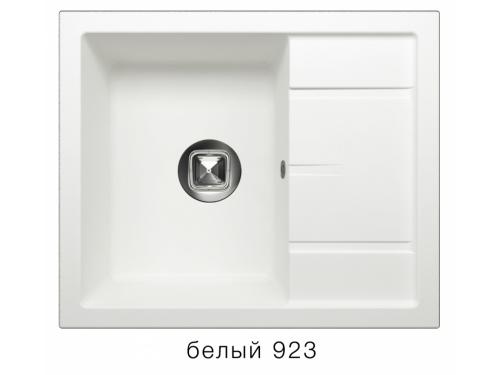 Мойка Tolero-R-107-923, цвет - Белый