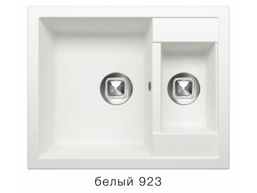 Мойка Tolero-R-109-923, цвет - Белый