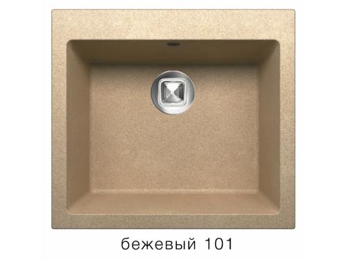 Мойка Tolero-R-111-101, цвет - Бежевый