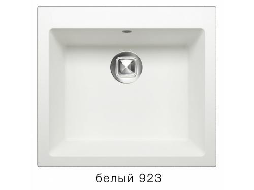 Мойка Tolero-R-111-923, цвет - Белый
