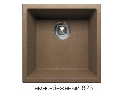 Мойка Tolero-R-128-823, цвет темно-бежевый