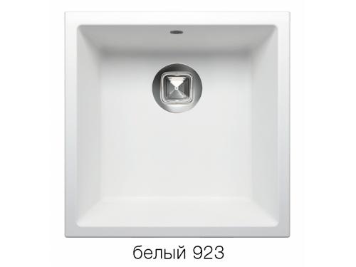 Мойка Tolero-R-128-923, цвет – Белый