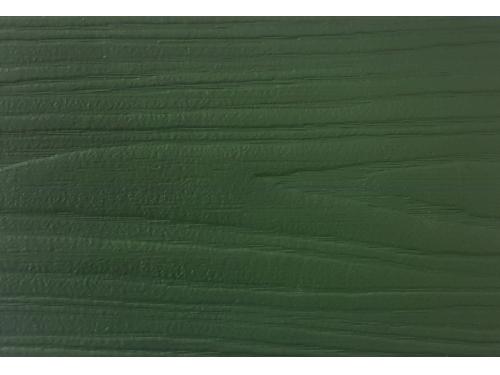 Террасная доска Практик Моноколор Зеленый Изумруд