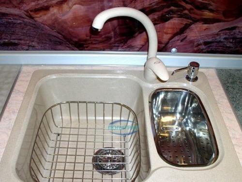 Дозатор моющего средства хромированный